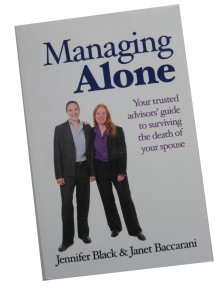 Managing Alone cover