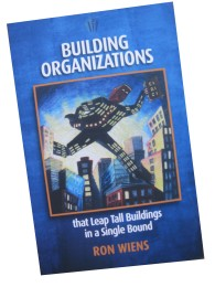 Building Organizations cover